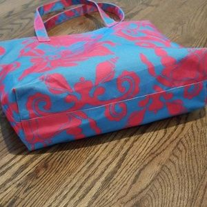 Lilly Pulitzer Bags - Lilly Pulitzer Estee Lauder tote